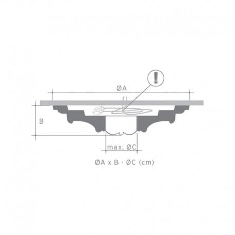 Roseton Orac Decor R13