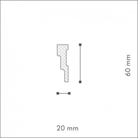 Rejilla Ventilación 20 x 20 cm