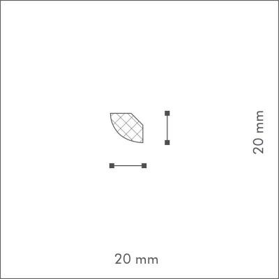 Cornisa Nomastyl B1