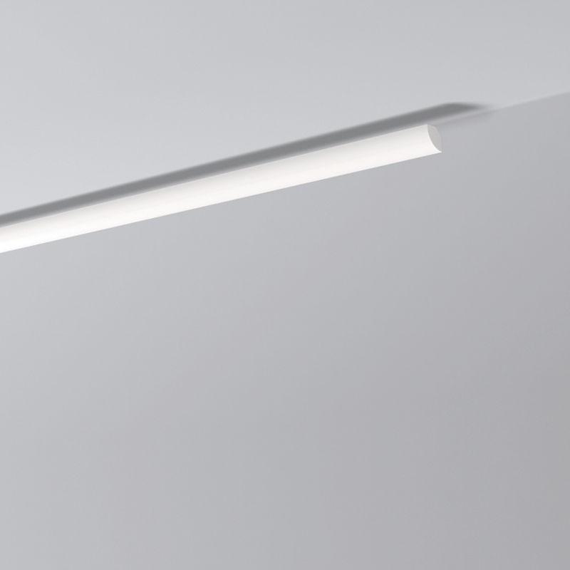 Cornisa nomastyl b1 luz ideas acabados para la construcci n - Cornisa para led ...
