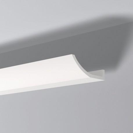 Cornisa nomastyl l4 luz ideas acabados para la construcci n - Cornisa para led ...