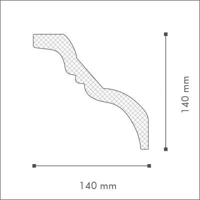 Moldura Nomastyl WL1