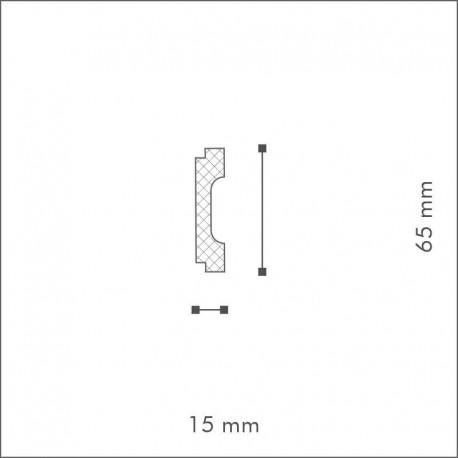 Moldura Nomastyl WL5