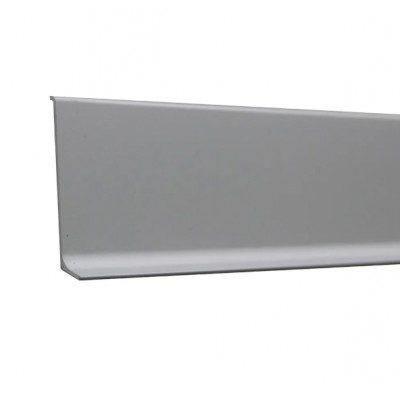 Zocalo de Aluminio de 9 CM
