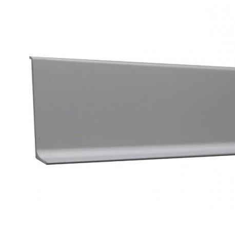 Zocalo de Aluminio de 7 CM